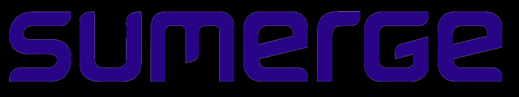Sumerge Logo - Indigo
